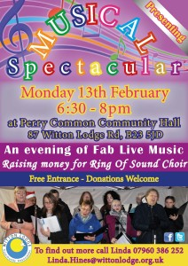 Ring Of Sound Fundraising Concert - Final