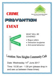 Crime prevention event poster-1